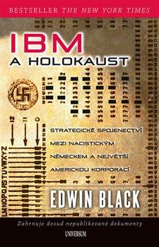 Obálka titulu IBM a holokaust