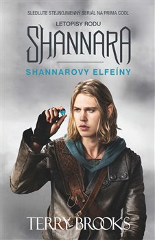 Obálka titulu Shannarovy magické elfeíny
