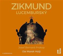 Obálka titulu Zikmund Lucemburský
