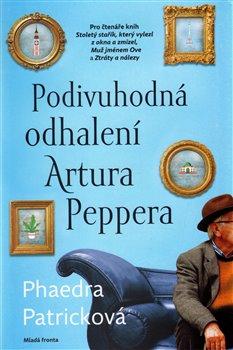 Obálka titulu Podivuhodná odhalení Artura Peppera