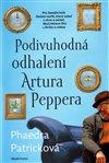 Obálka knihy Podivuhodná odhalení Artura Peppera