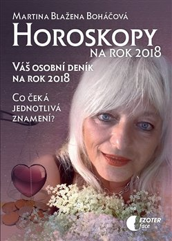 Obálka titulu Horoskopy na rok 2018