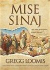 Obálka knihy Mise Sinaj