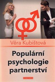 Obálka titulu Populární psychologie partnerství
