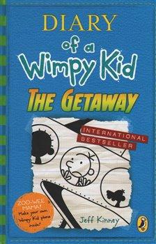 Obálka titulu Diary of a Wimpy Kid 12