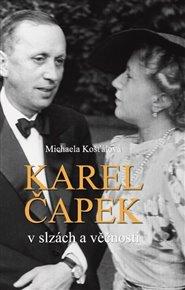 Karel Čapek v slzách věčnosti