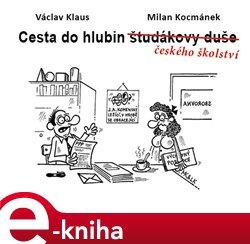 Obálka titulu Cesta do hlubin českého školství