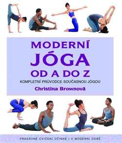 Obálka titulu Moderní jóga od A do Z