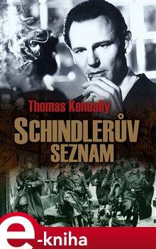 Obálka titulu Schindlerův seznam