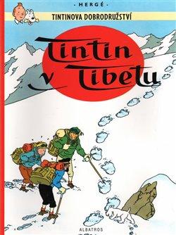 Obálka titulu Tintin 20 - Tintin v Tibetu