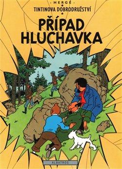 Obálka titulu Tintin 18 - Případ Hluchavka
