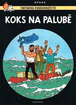 Obálka titulu Tintin 19 - Koks na palubě