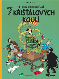 Obálka titulu Tintin 13 - 7 křišťálových koulí