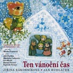 Obálka titulu Ten vánoční čas + CD