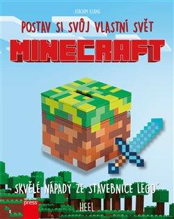 Obálka titulu Minecraft: postav si svůj vlastní svět