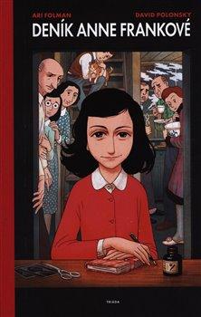 Obálka titulu Deník Anne Frankové