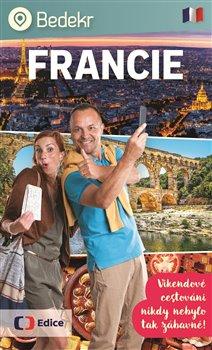 Obálka titulu Bedekr: Francie