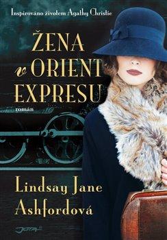 Obálka titulu Žena v Orient expresu