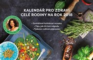 Kalendář pro zdraví celé rodiny 2018 Hanky Zemanové