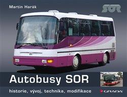 Obálka titulu Autobusy SOR
