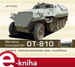 Obálka titulu Obrněný transportér OT - 810