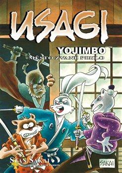 Obálka titulu Usagi Yojimbo: Město zvané Peklo