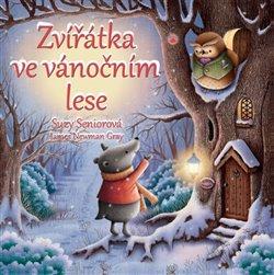 Obálka titulu Zvířátka ve vánočním lese