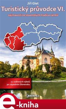 Obálka titulu Turistický průvodce VI.