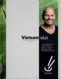 Obálka titulu Vietnamská - Kuchařka s rodinným příběhem