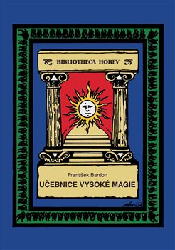 Obálka titulu Učebnice vysoké magie