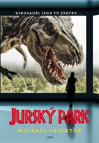Kniha Jurský park (Michael Crichton)