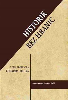 Obálka titulu Historik bez hranic