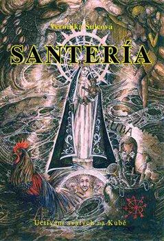 Obálka titulu Santería