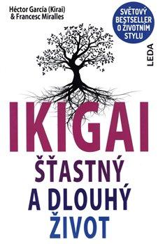Obálka titulu IKIGAI