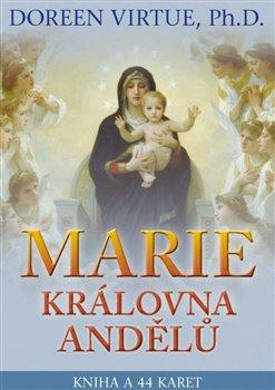 Obálka titulu Marie, královna andělů