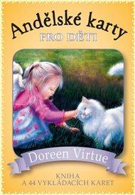 Andělské karty pro děti