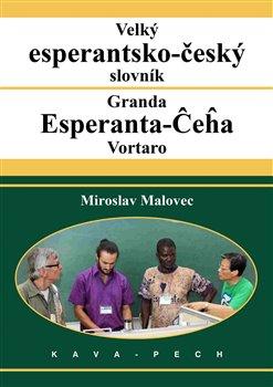 Obálka titulu Velký esperantsko-český slovník