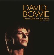 A New Career In A New Town (1977-1982) - limited
