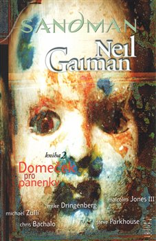 Obálka titulu Sandman: Domeček pro panenky