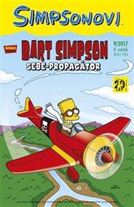 Bart Simpson 9/2017: Sebe-propagátor