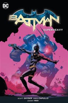 Obálka titulu Batman: Supertíha