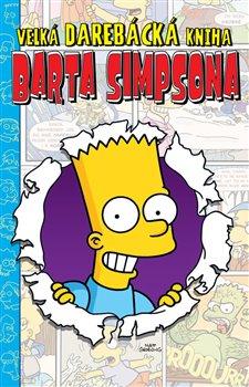 Obálka titulu Velká darebácká kniha Barta Simpsona