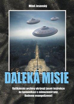 Obálka titulu Daleká misie