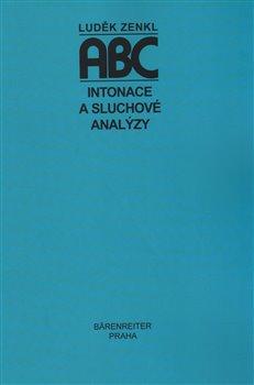 Obálka titulu ABC Intonace a sluchové analýzy