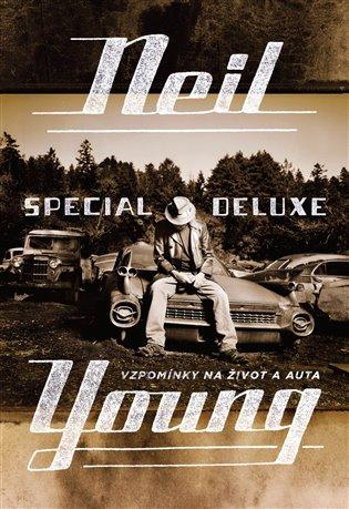 Special Deluxe:Vzpomínky na život a auta - Neil Young   Booksquad.ink