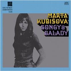 Obálka titulu Songy a balady