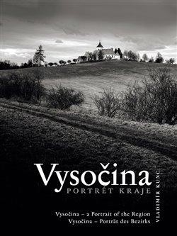 Obálka titulu Vysočina. Portrét kraje