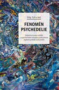 Obálka titulu Fenomén psychedelie