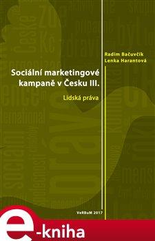 Obálka titulu Sociální marketingové kampaně v Česku III.