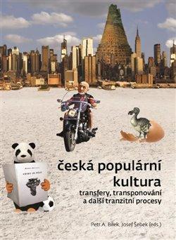 Obálka titulu Česká populární kultura